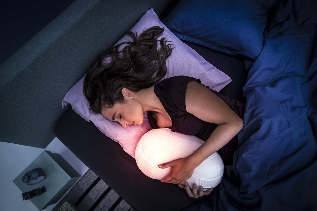 Somnox Robotic Cuddling Pillow