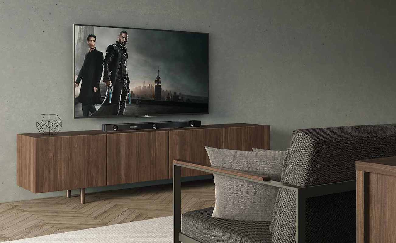 Sony HT-Z9F Virtual Surround Soundbar