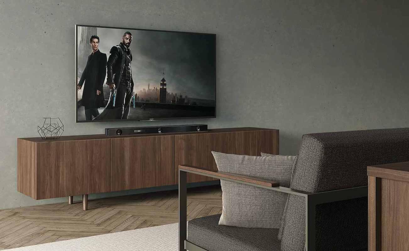 Sony HT-Z9F Virtual Surround Soundbar