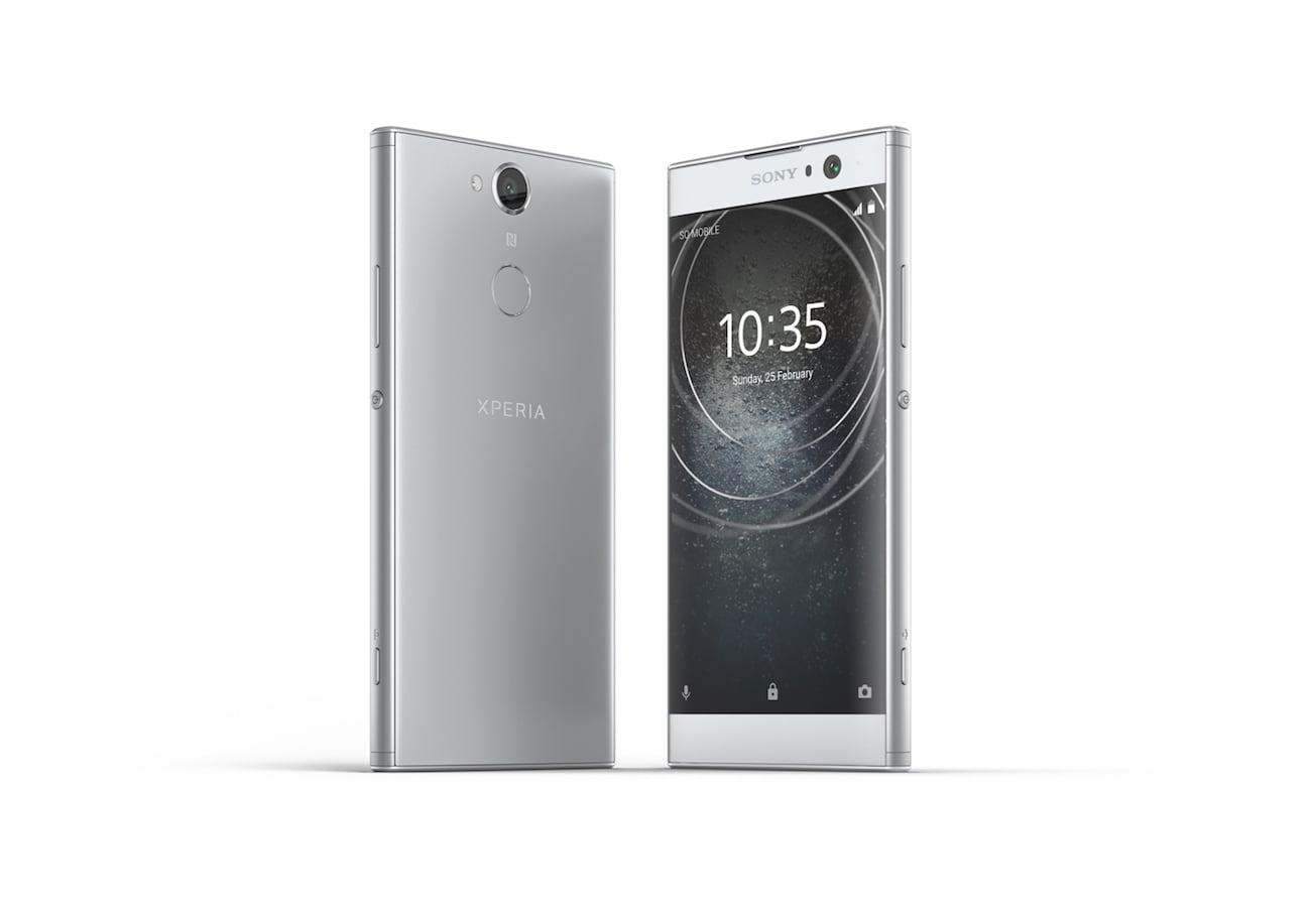 Sony Xperia XA2 Wide-Angle Smartphone