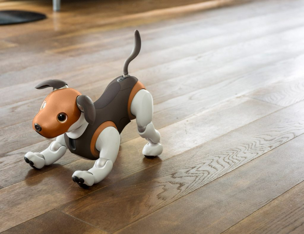 Sony+aibo+Intelligent+Dog+Robot+Pet