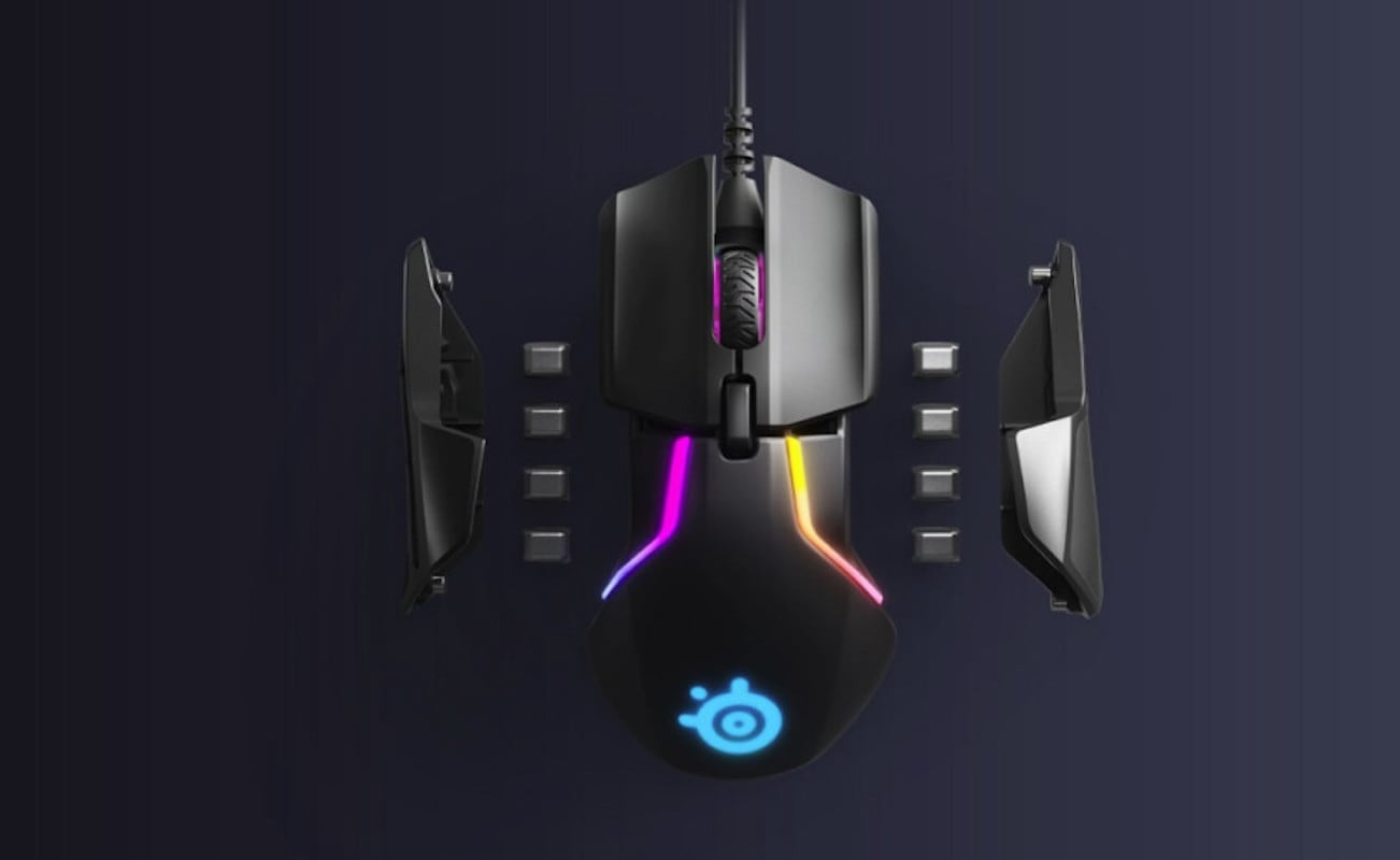 SteelSeries Rival 600 2-Sensor Gaming Mouse