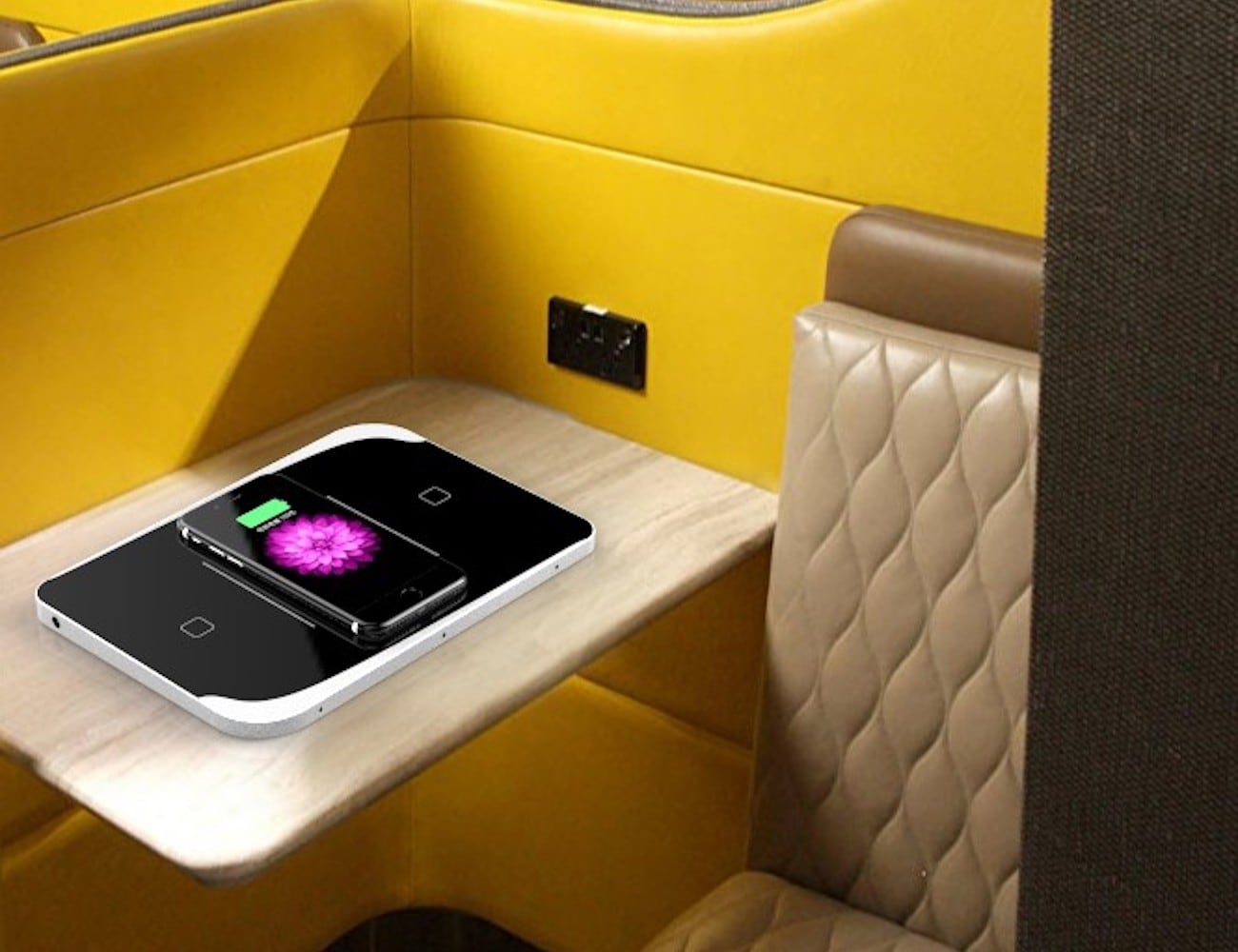 Super Wireless Charging Station