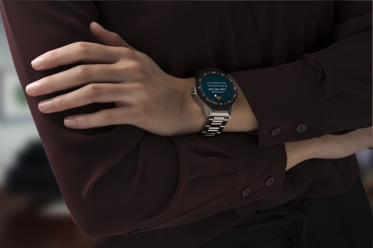 Tag Heuer Connected Modular 41 Smartwatch
