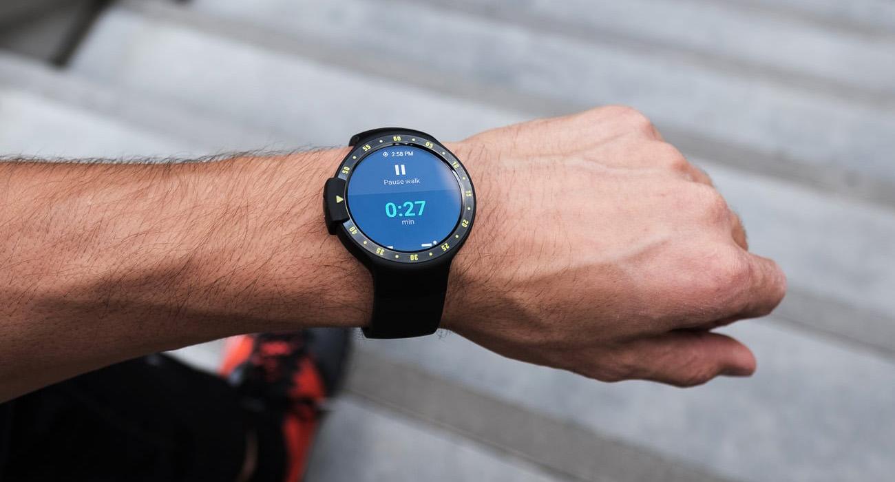 Ticwatch SE get fit 02