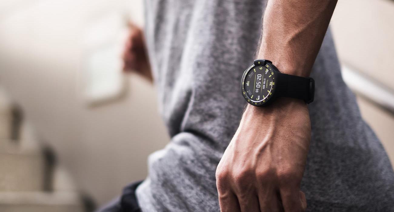 Ticwatch SE get fit 06