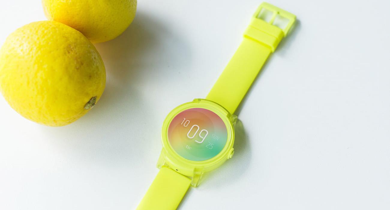 Ticwatch SE get fit 08