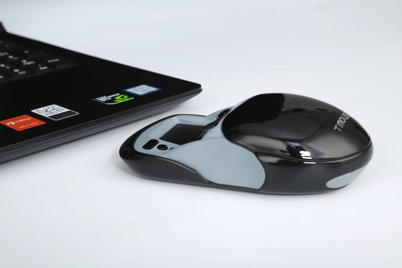 Tmouse2 Futuristic Touchpad Mouse