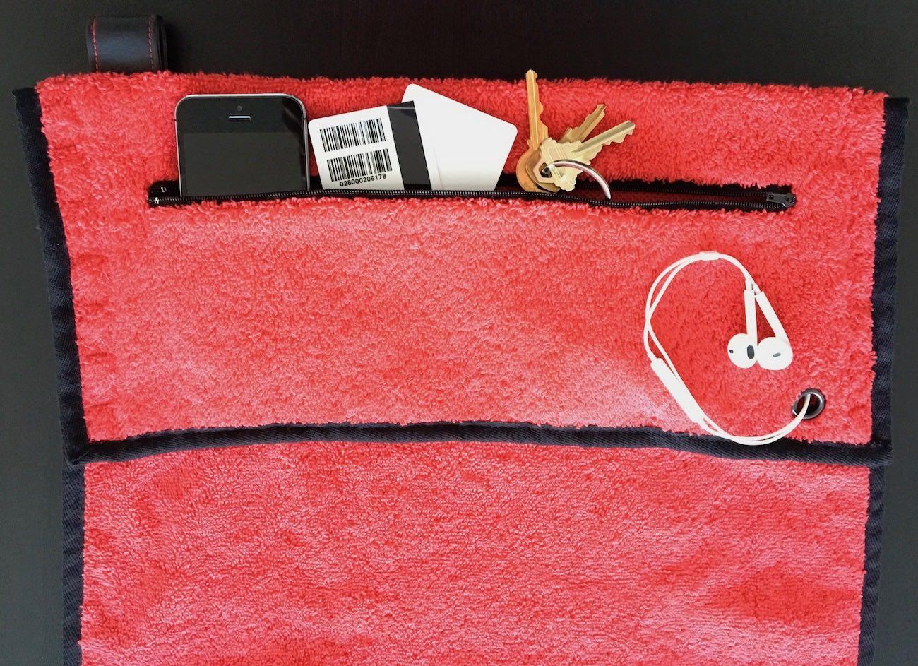 Tooowel 5.0 Stabilizing Fold Gym Towel