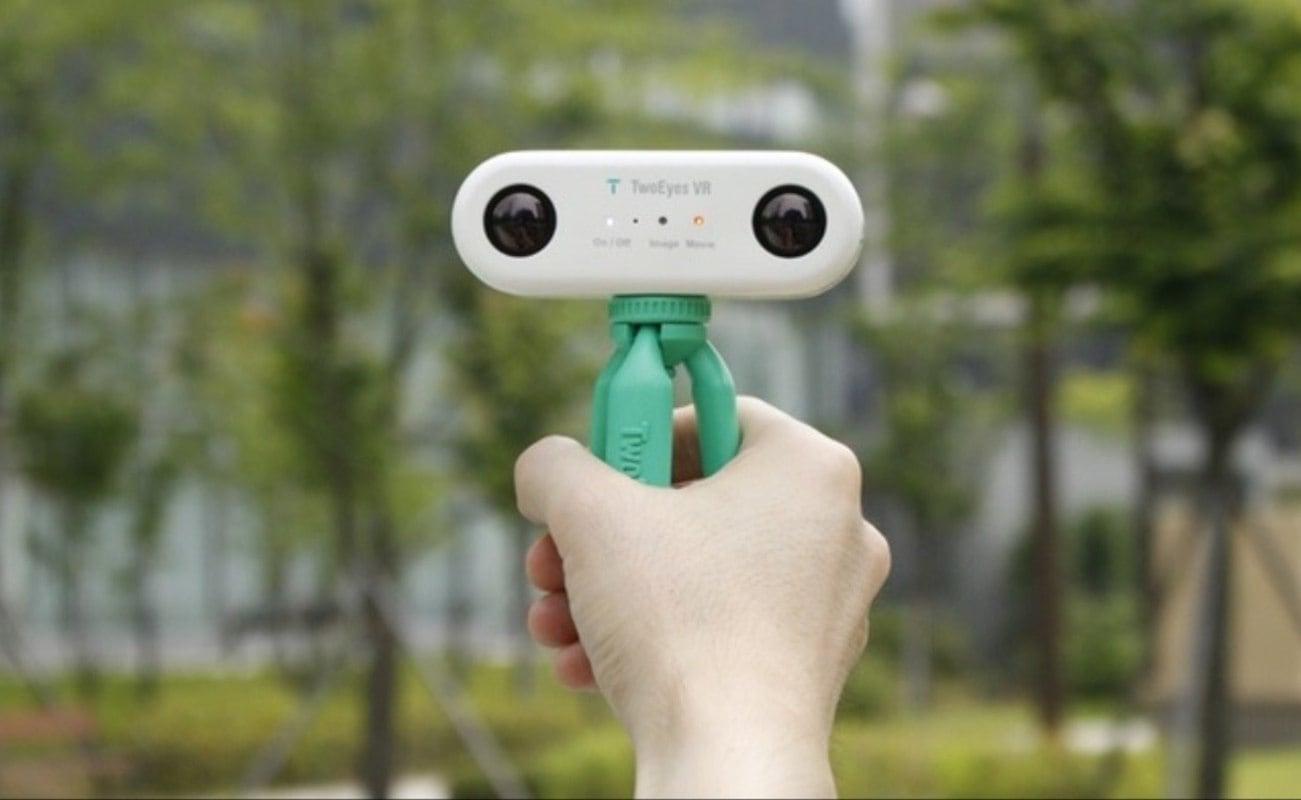 TwoEyes VR 3D 360° VR Camera