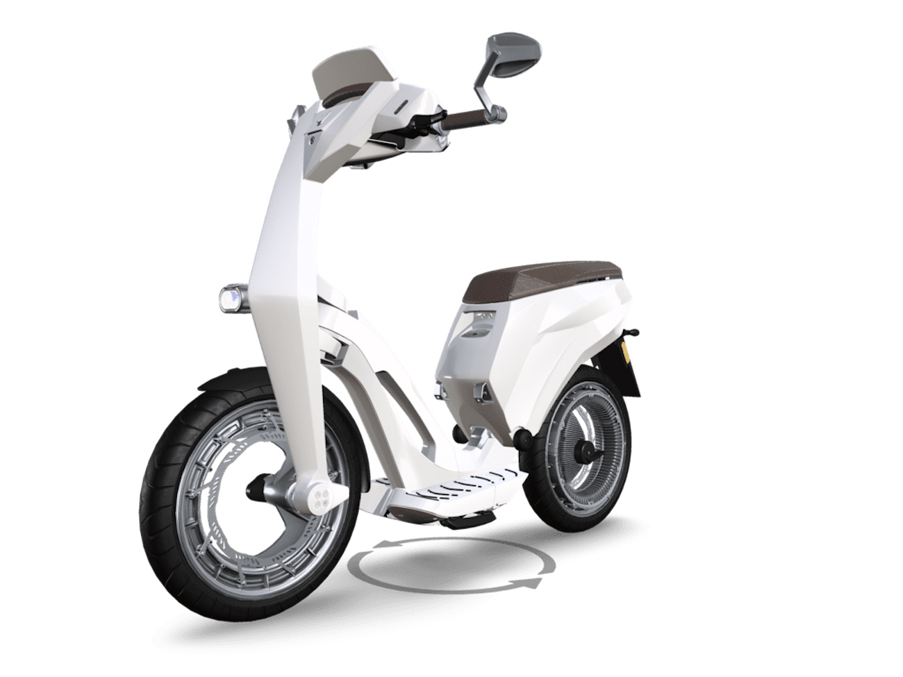 Ujet Stylish Foldable Electric Scooter