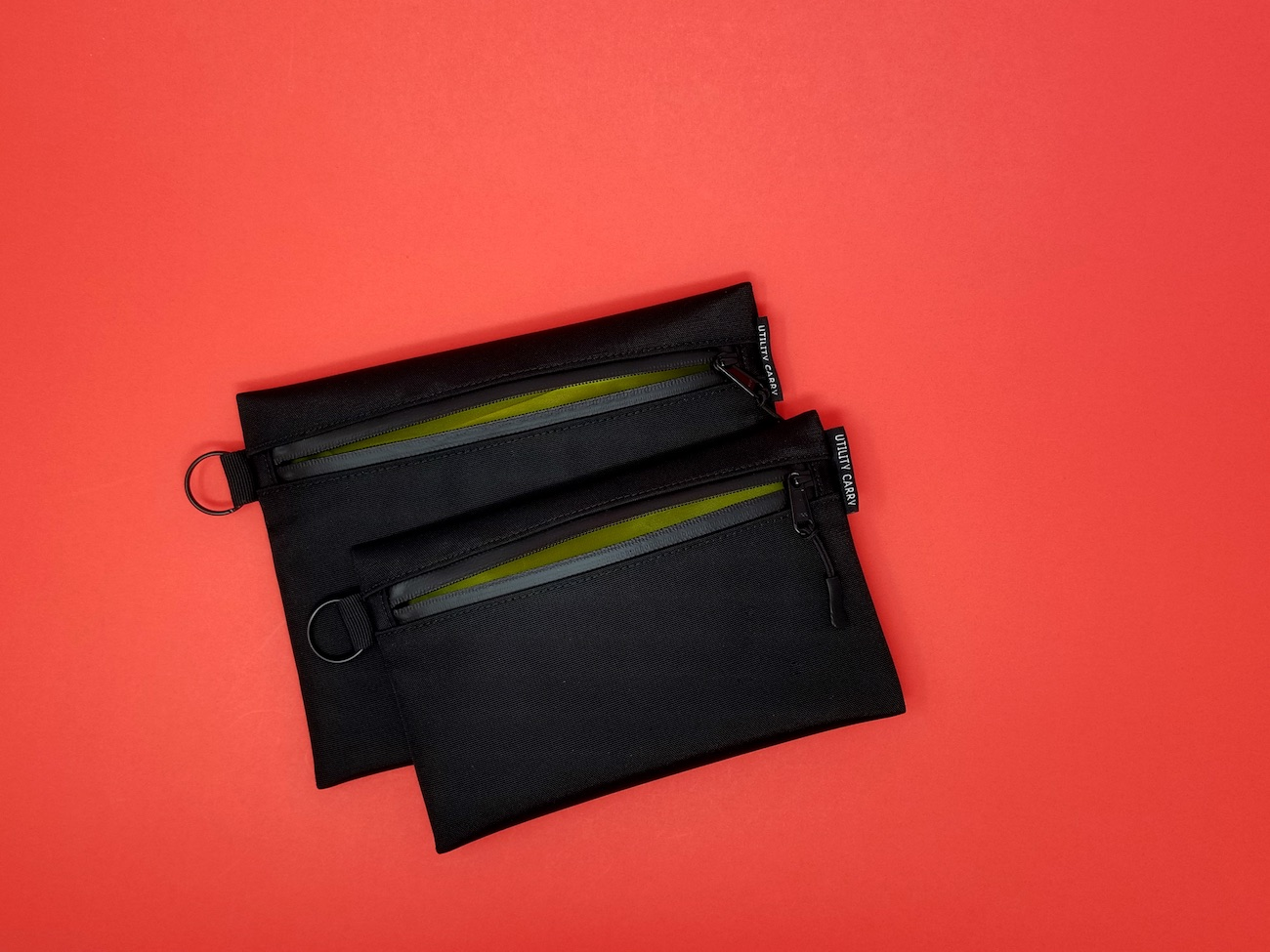 Utility Carry Water Resistant Pouches