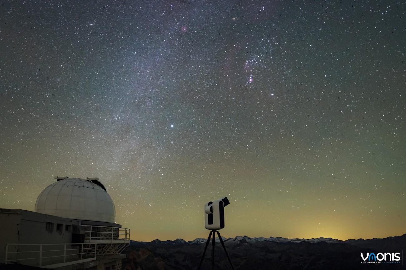 Vaonis Stellina Portable Smart Telescope
