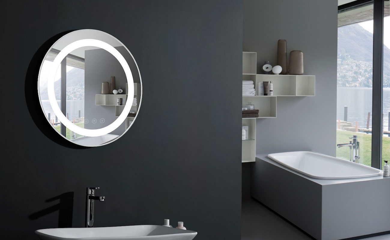 Viio Bluetooth LED Mirrors