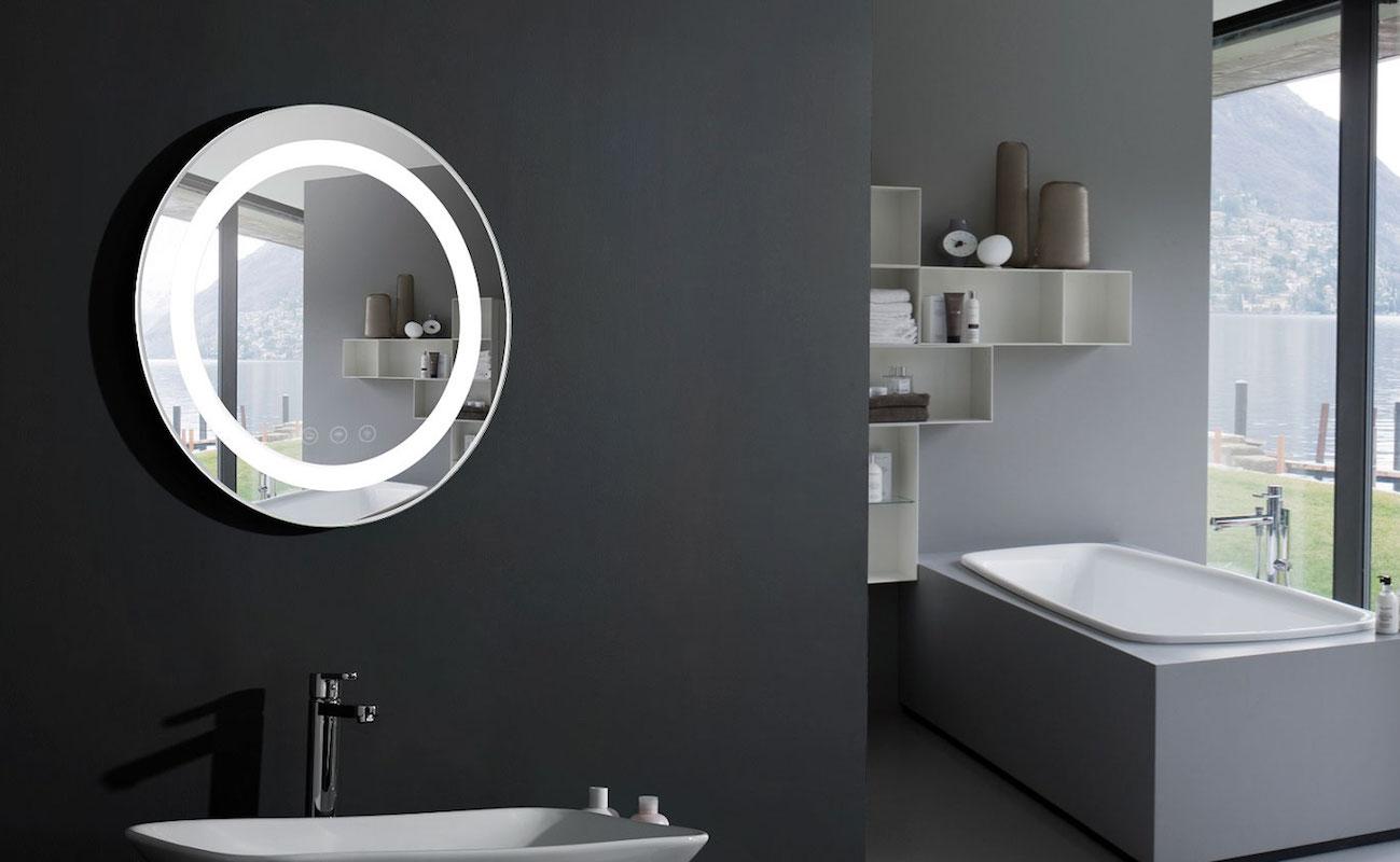 Viio Bluetooth LED Mirrors