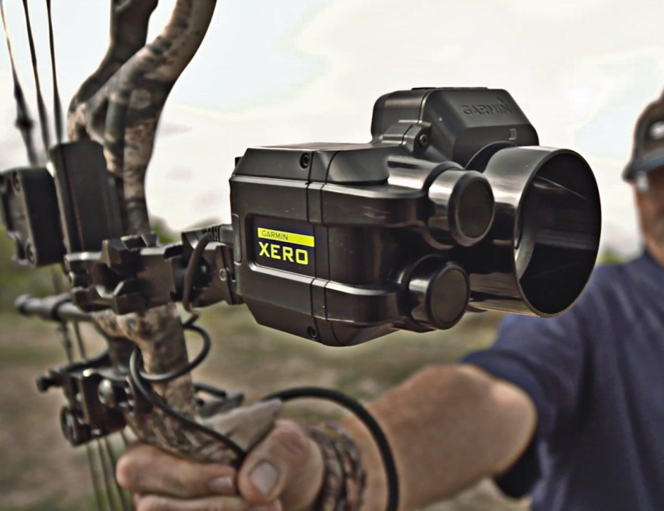 Xero A1i Auto-Ranging Digital Bow Sight