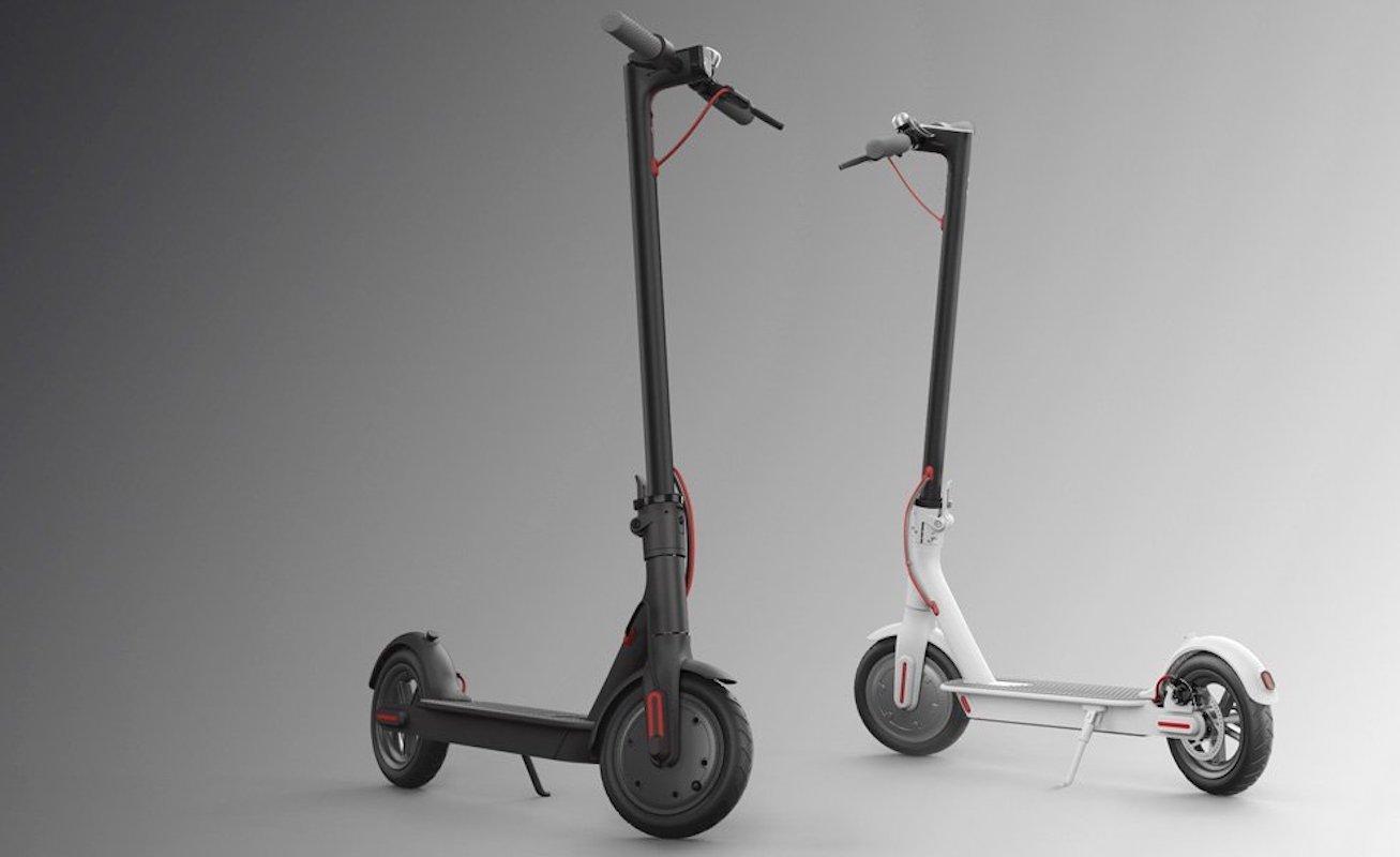 xiaomi mijia m365 folding electric scooter gadget flow. Black Bedroom Furniture Sets. Home Design Ideas