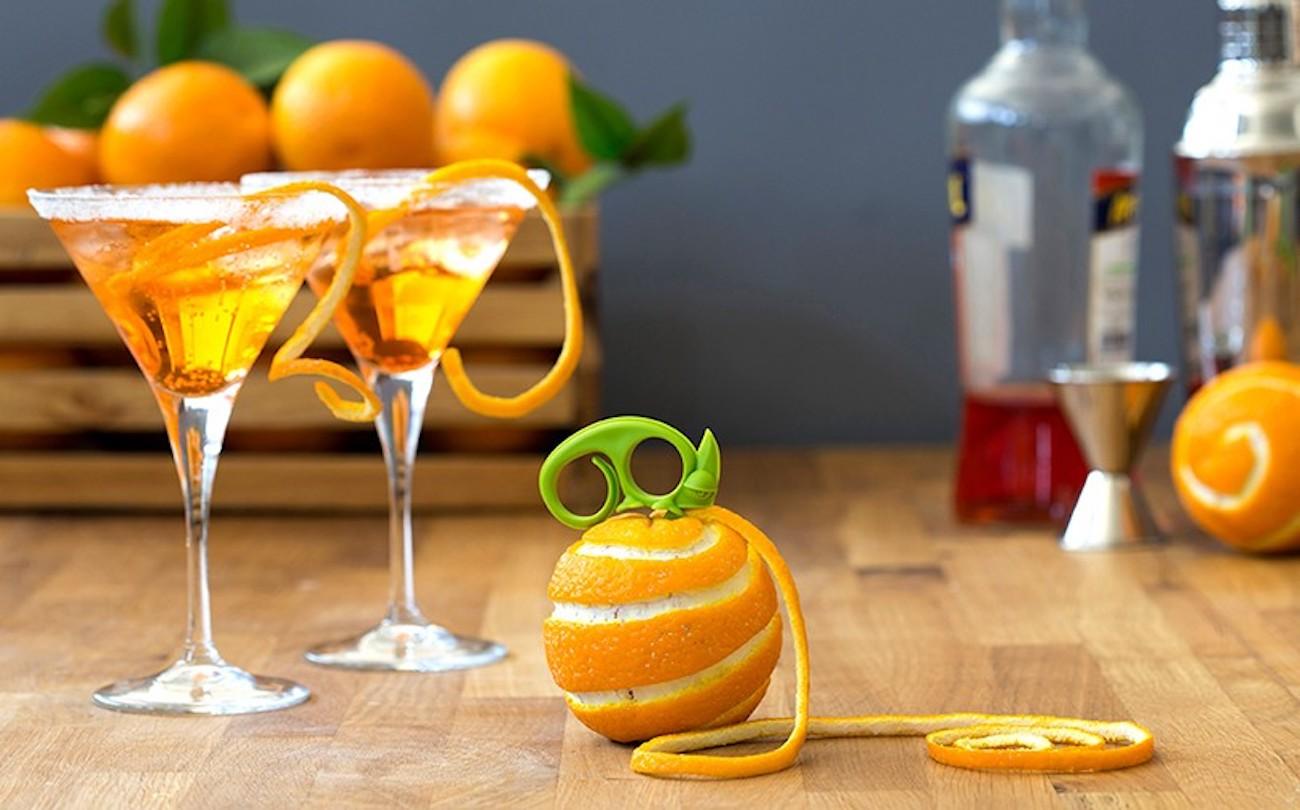 2-in-1+Citrus+Zester+and+Peeler
