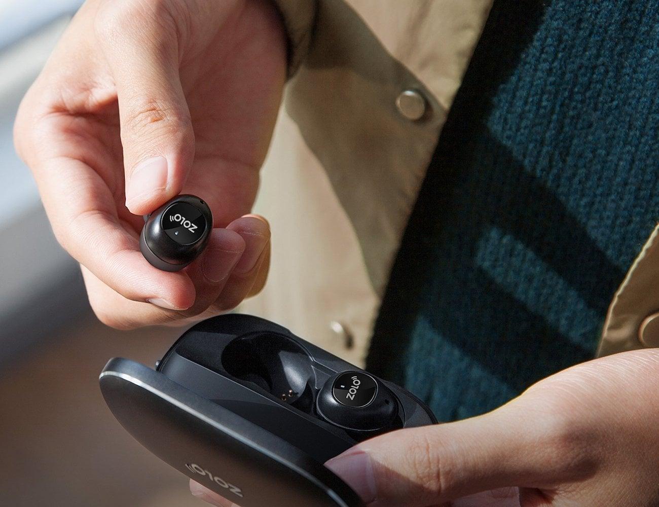 Zolo Liberty Total-Wireless Earphones