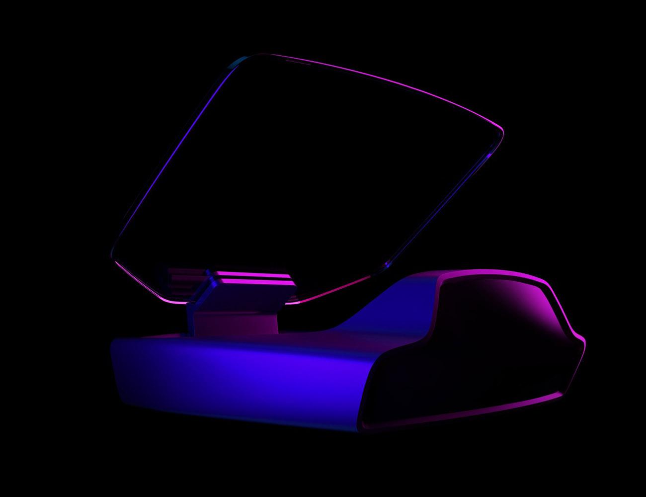NAVION Augmented Reality Car HUD