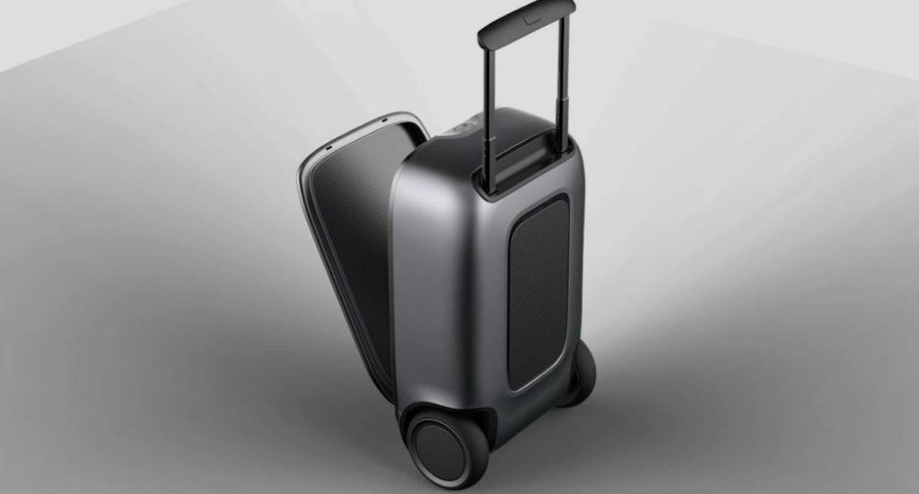 90Fun Puppy 1 Auto-Follow Suitcase