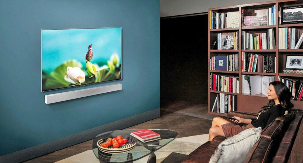 Samsung NW700 Wall-Mountable Soundbar
