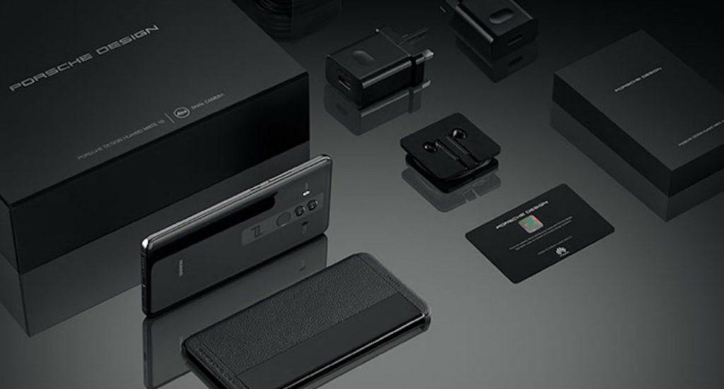 Huawei Mate 10 Porsche Design Luxury Smartphone
