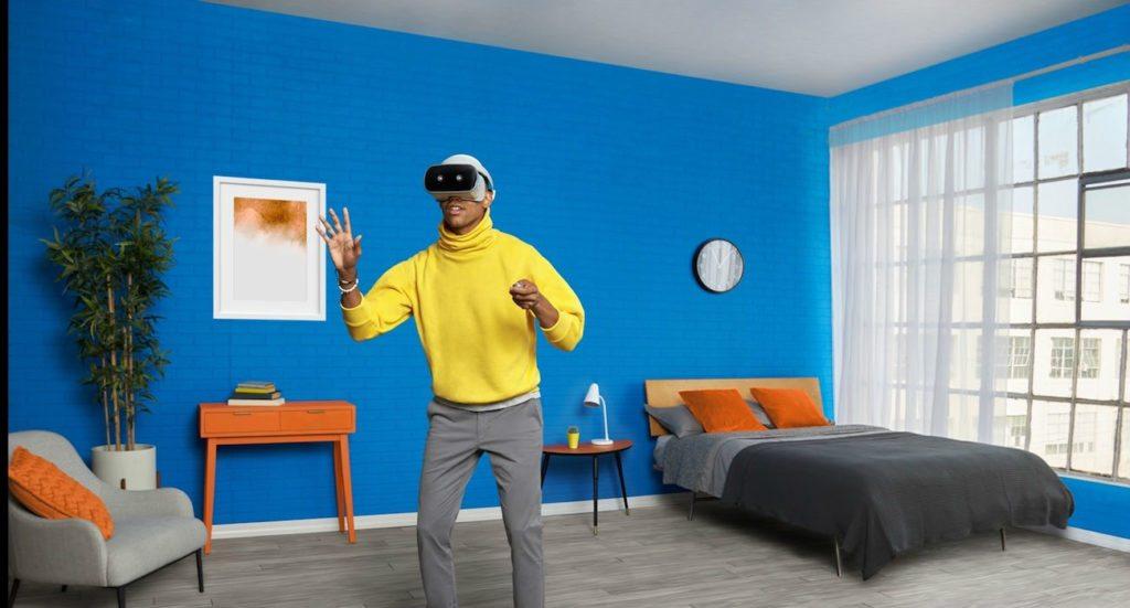 Lenovo Mirage Solo VR Headset
