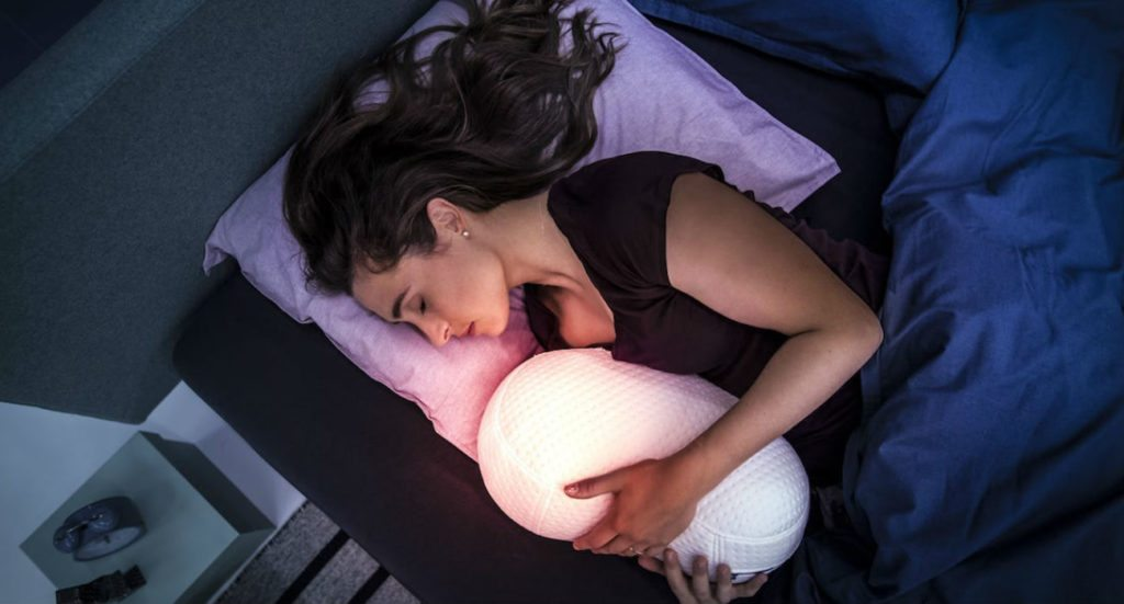 Somnox Robotic Cuddling Pillow