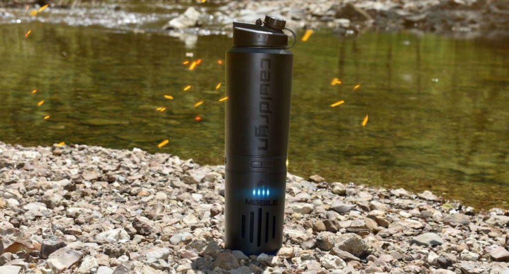 Cauldryn Battery-Operated Water Boiling Bottle