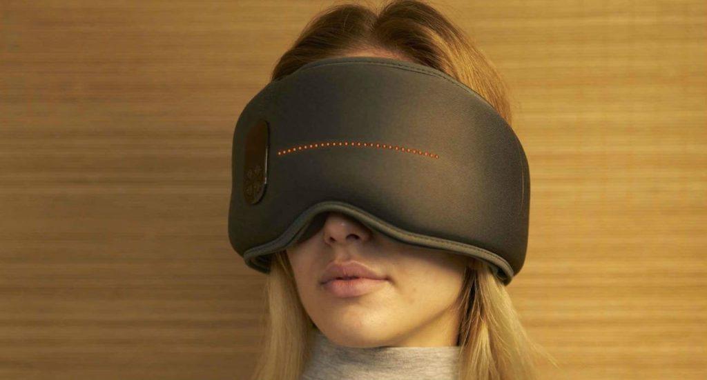 Dreamlight Rechargeable Sleep Mask