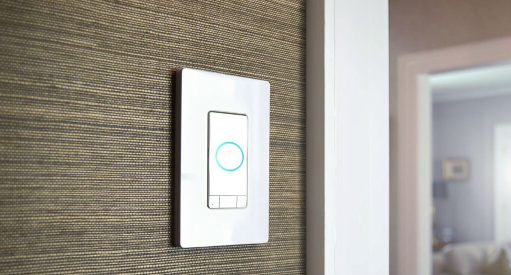 iDevices Instinct 4-in-1 WiFi Light Switch
