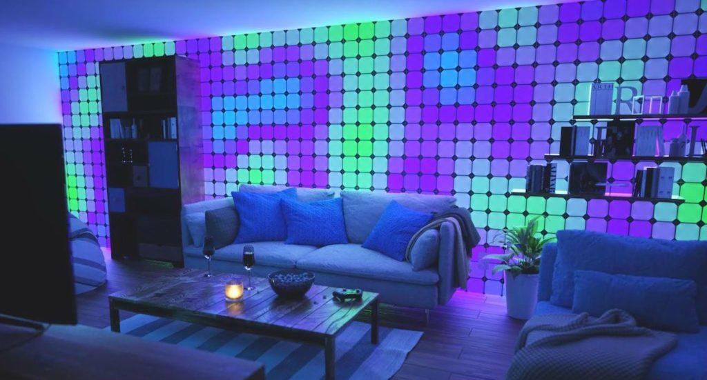 Nanoleaf Square Color-Changing Light Panels
