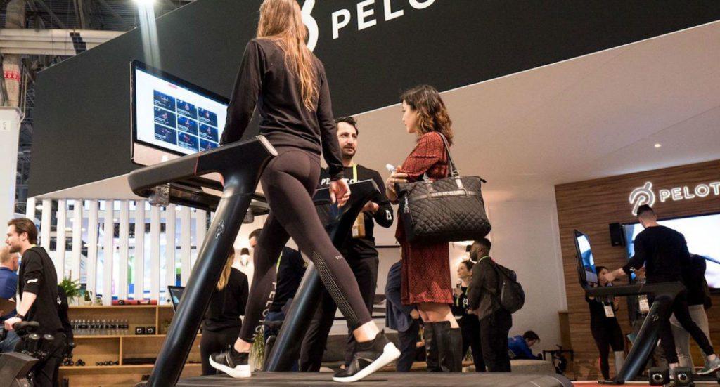 Peloton Tread Smart Indoor Exercise Machine