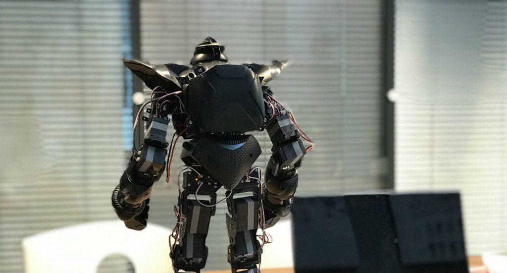 Pilot Labs Moorebot Zeus Battle Robot