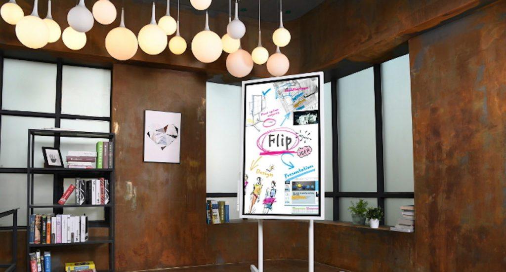 Samsung Flip Interactive Digital Flip Chart