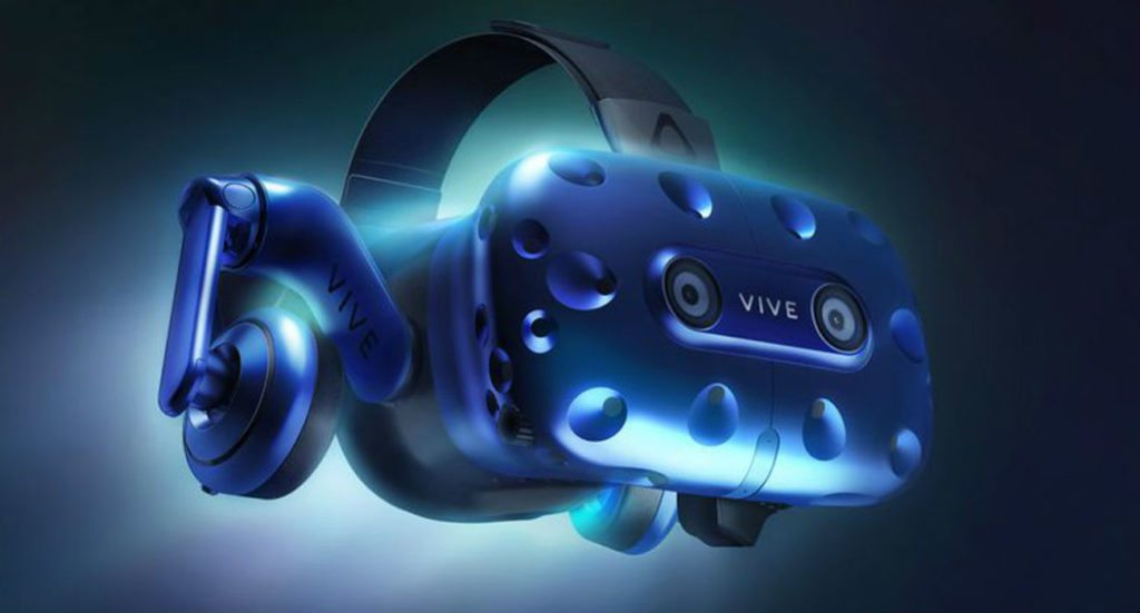 New HTC Vive Pro Virtual Reality Headset