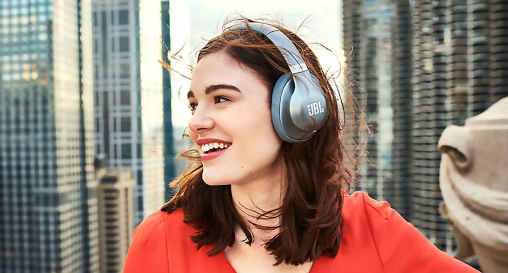 JBL Everest Google Assistant Headphones