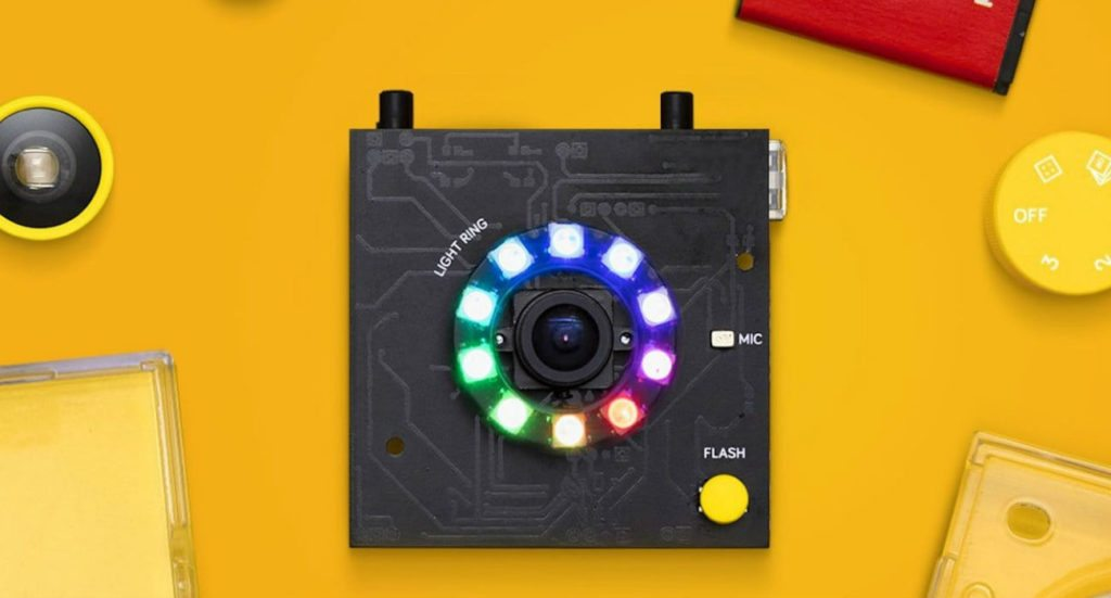 Kano DIY Digital Camera Kit