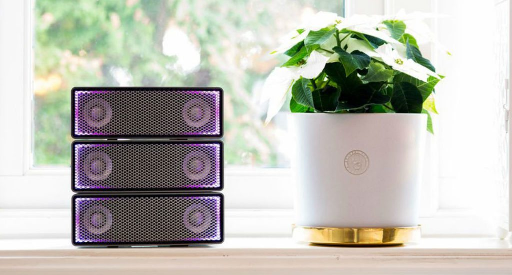 Soundots Stacking Hive Speakers