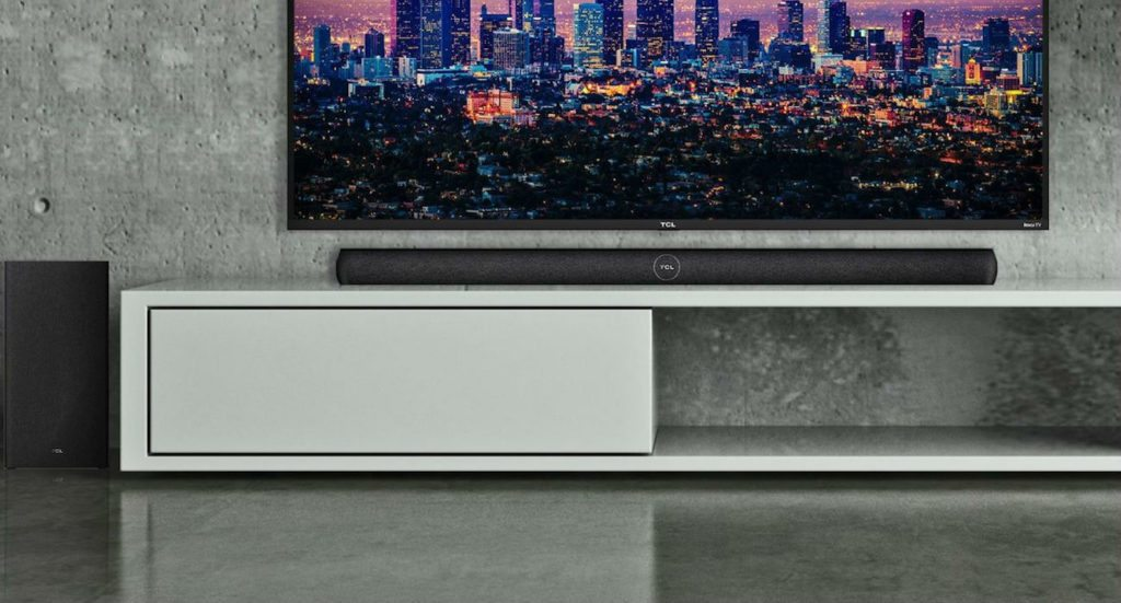 TCL Alto Roku Connect Soundbar