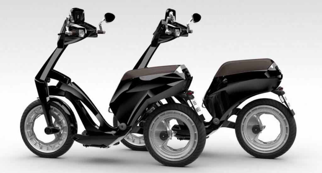 Ujet Stylish Foldable Electric Scooter