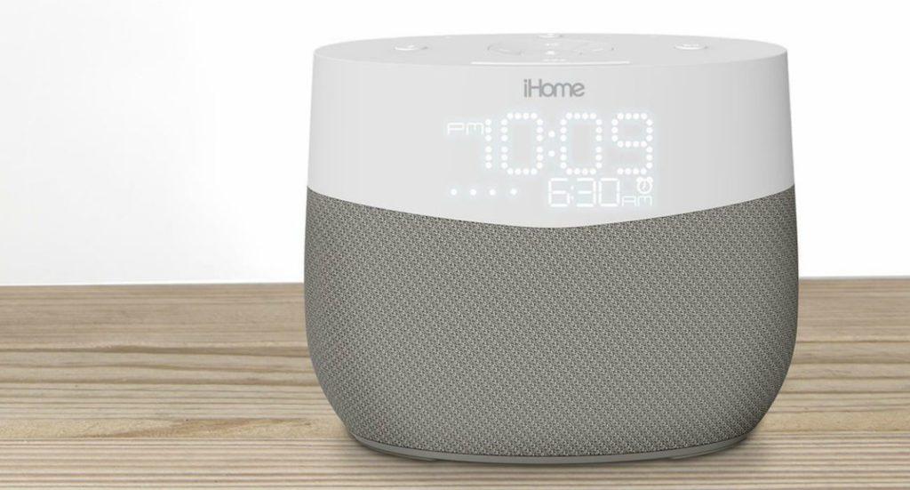 iHome iGV1 Google Assistant Radio