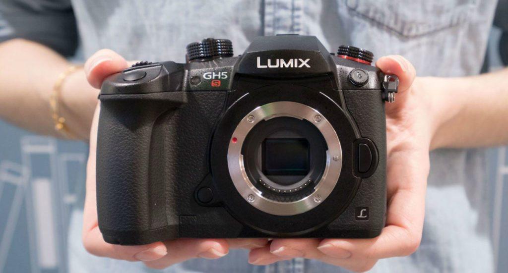 Panasonic GH5s Mirrorless 4K Camera