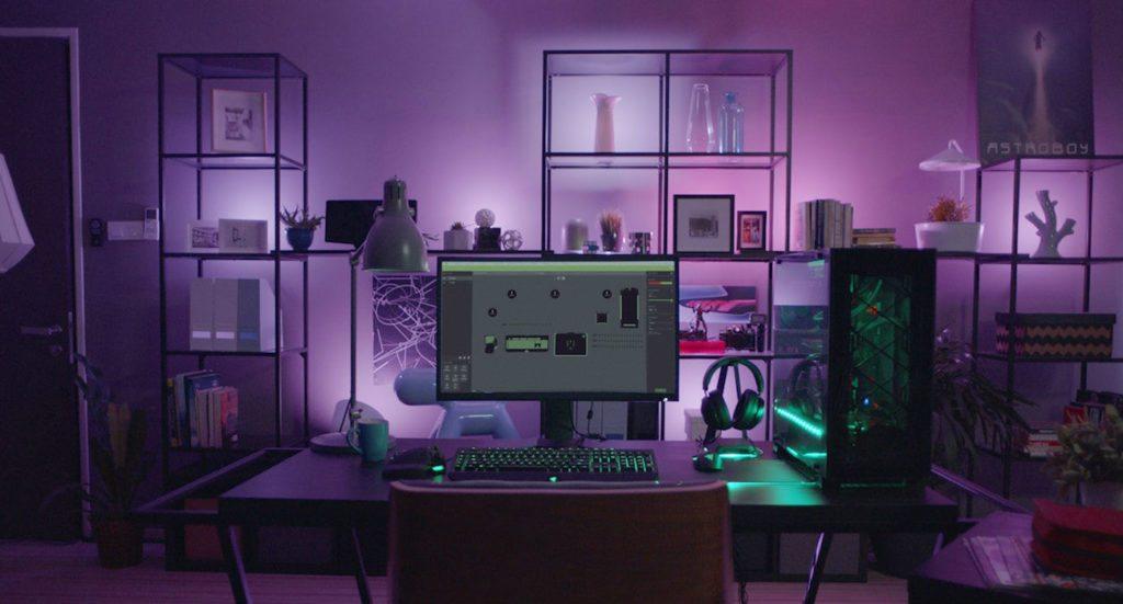 Philips Hue Entertainment Smart Lighting System