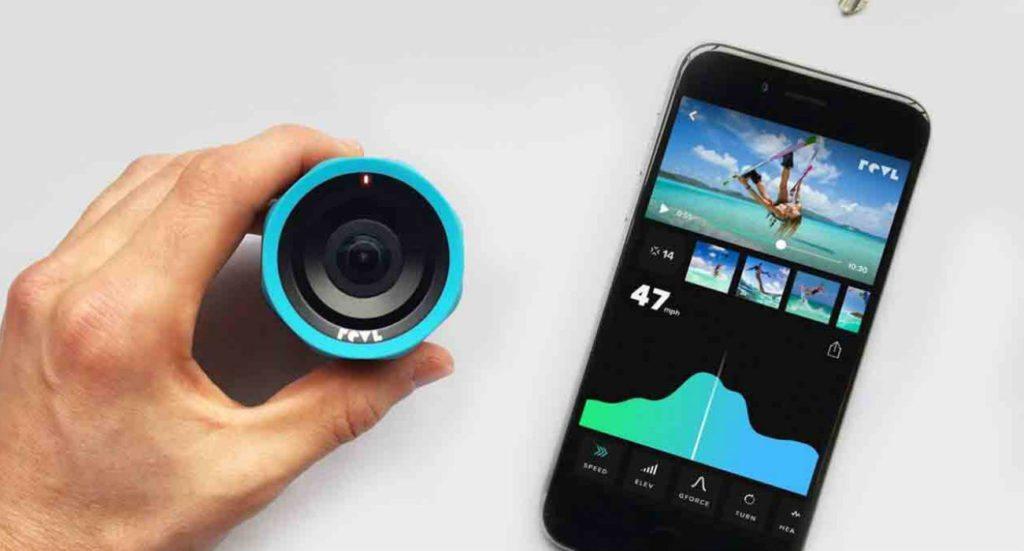 Revl – The World's Smartest Action Camera