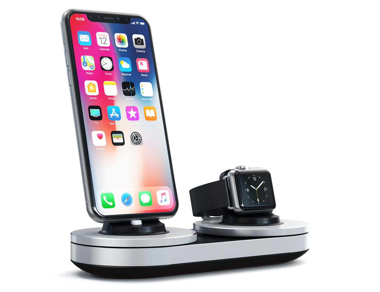 iphone charging station smart dual charging station for apple and iphone 2345