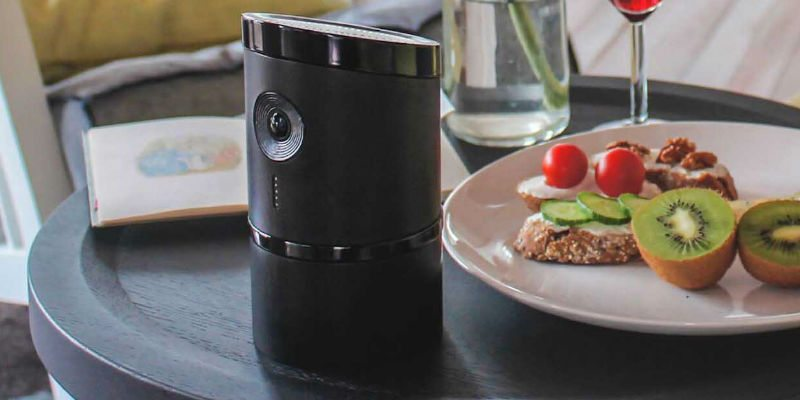 Angee security camera offers you privacy
