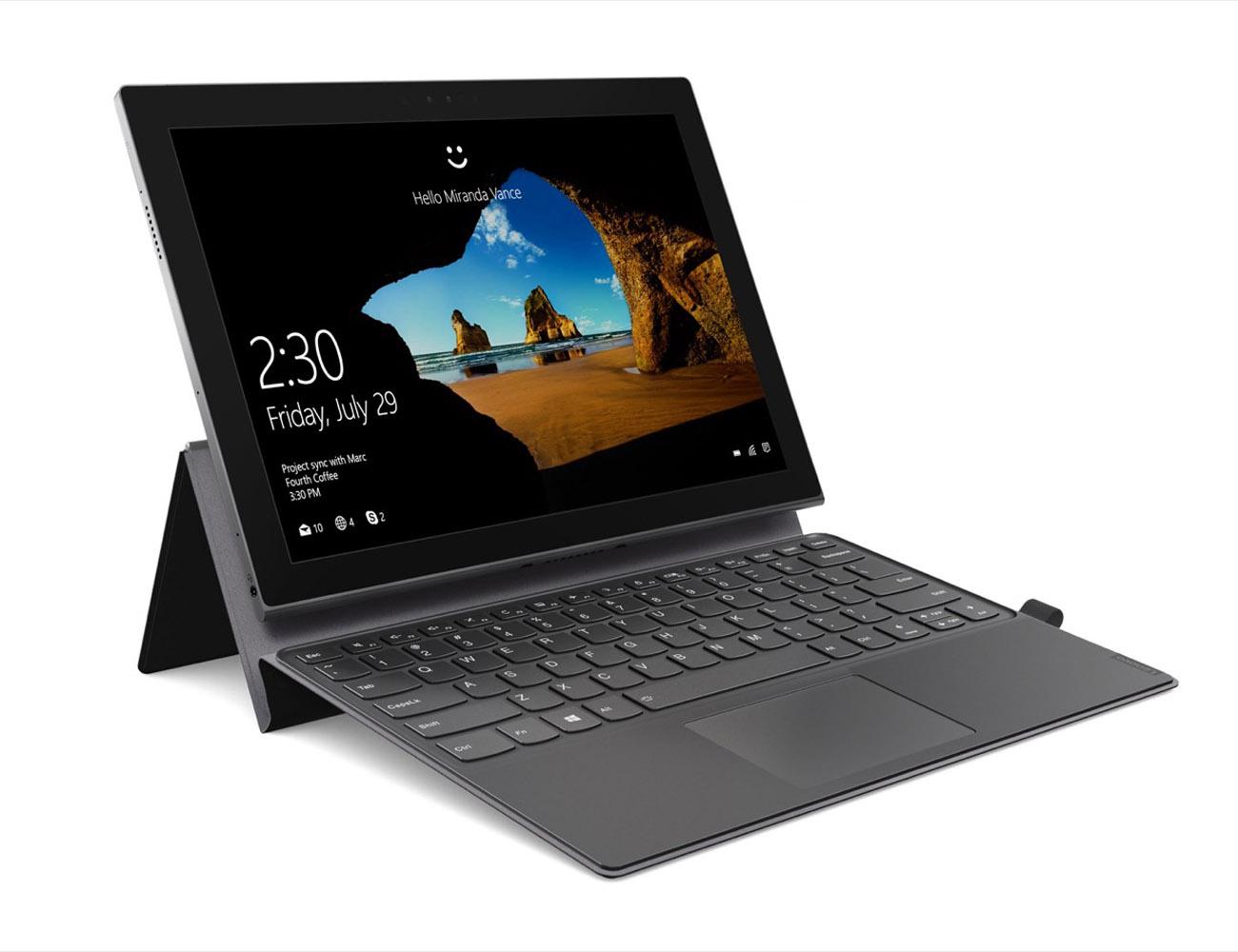 Lennvo Miix 630 2-in-1 Hybrid Laptop