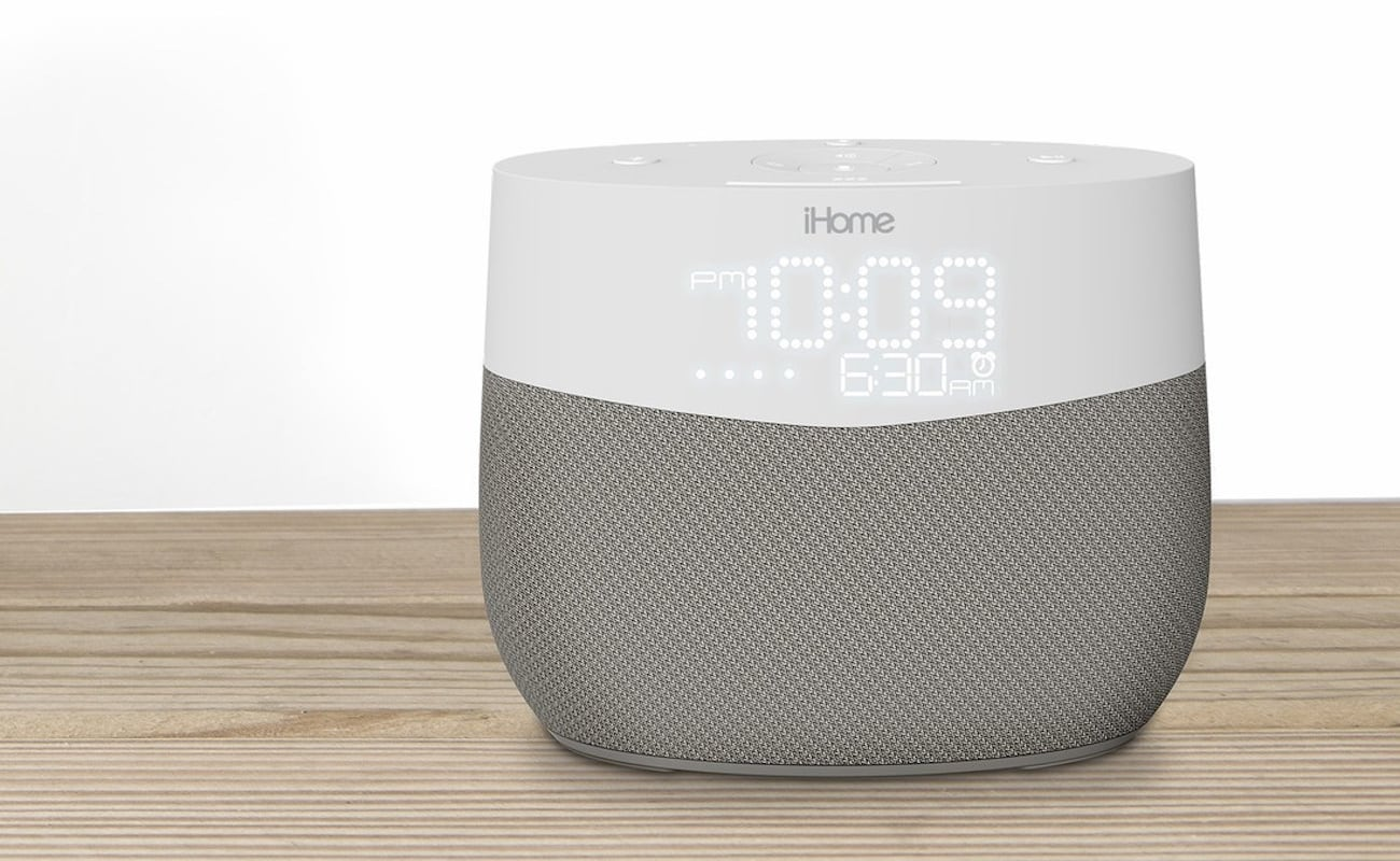 IHome+IGV1+Google+Assistant+Radio
